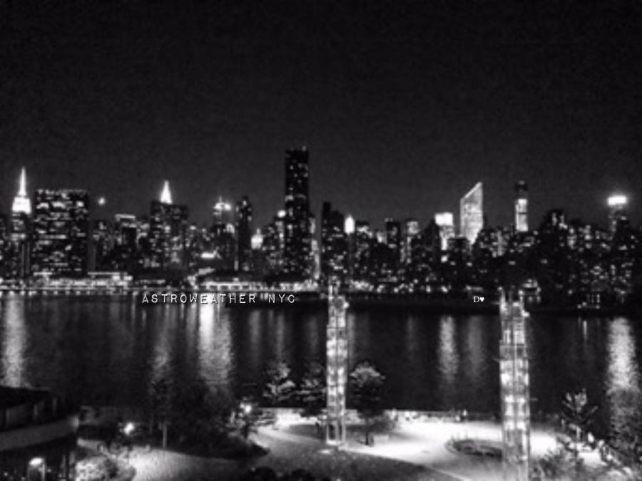 NYC B & W